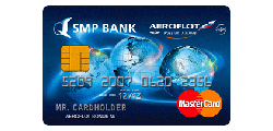 Аэрофлот Бонус (СМП Банк) - MasterCard, МИР