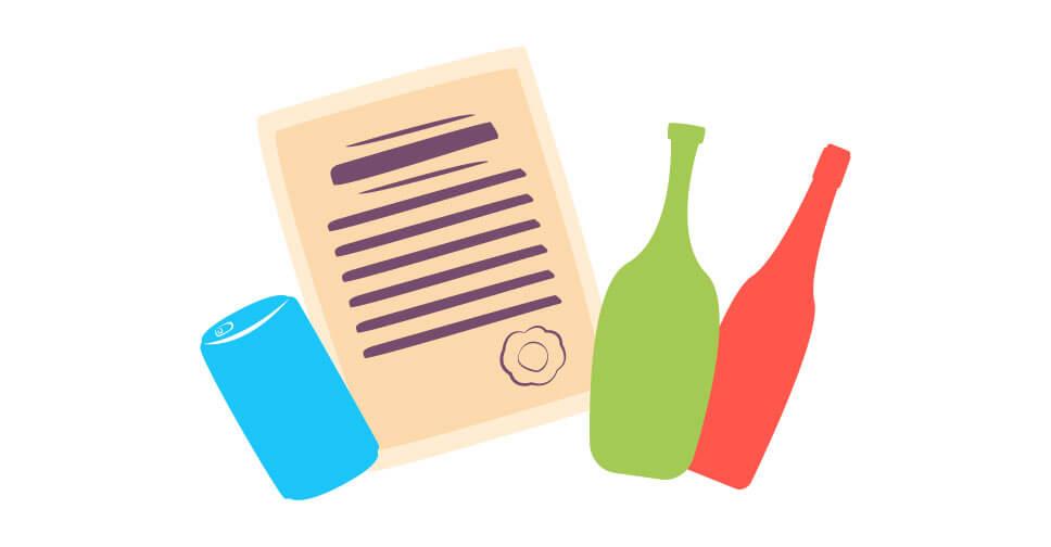 Лицензия на алкоголь в 2019 году: стоимость, как получить