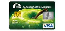 Дальневосточный Банк (Visa Classic)