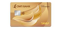 СМП Банк (Карта МИР)