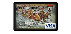 Восточный Банк (Visa Infinite)