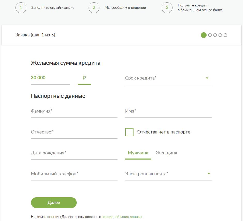 Ренессанс кредит взять кредит наличными онлайн заявка без справок и поручителей