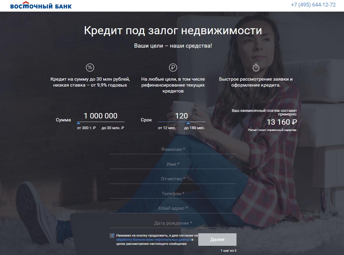 банки с лучшими кредитными условиями