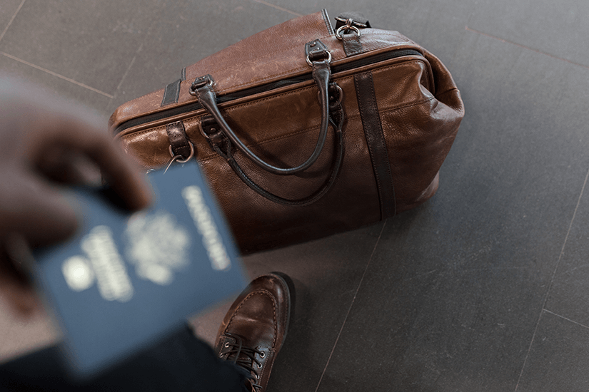 Как узнать выездной ли я за границу проверить